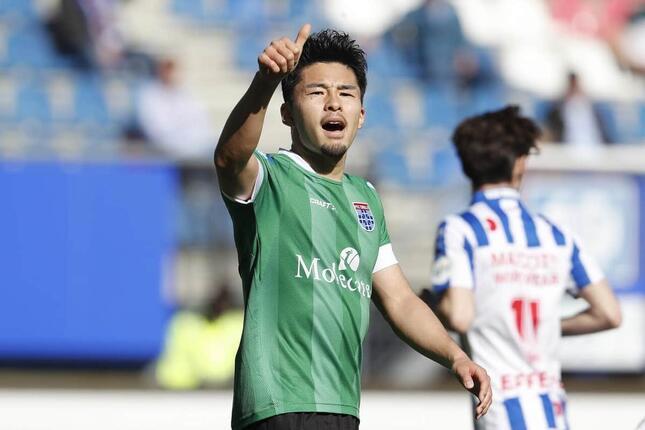 中山雄太選手(写真:Pro Shots/アフロ)