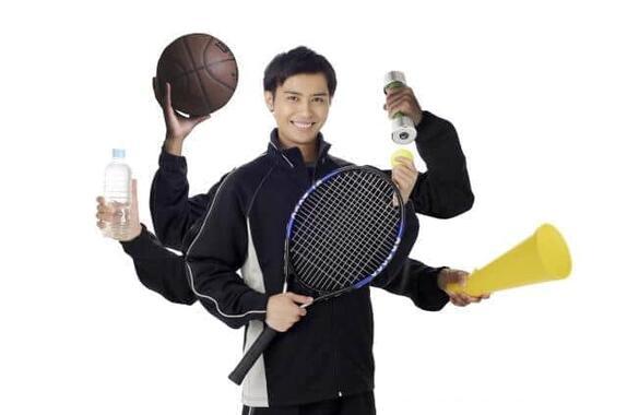 テニスにバスケにゴルフ、はたまたヨガ…習い事するなら何をしたい?