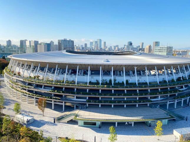 東京五輪の開会式は7月23日、場所は東京・国立競技場だ