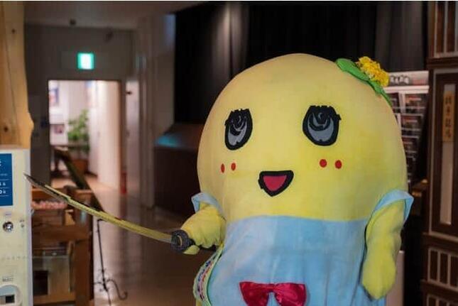 DVD「ふなのみくす 7 ~ナッシーバカンス高知篇~」も発売(画像は発表資料より)