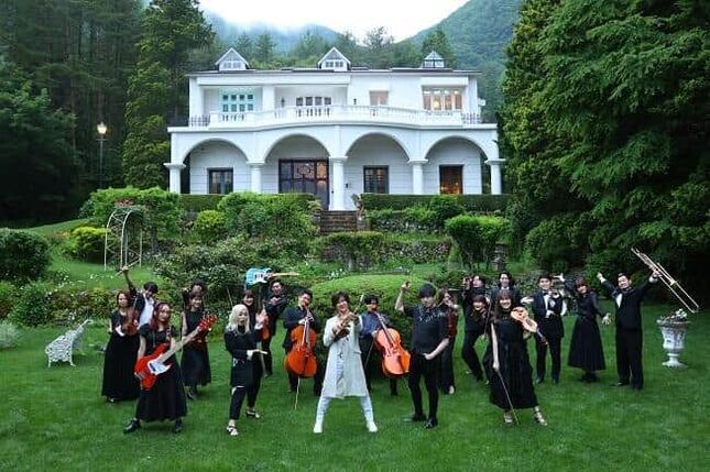 武田真治さん、TeddyLoidさんがモンスト楽曲を奏でた「MONSTER STRIKE ORCHESTRA ~森閑の幻想曲~」