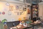 ゲーマーが入った瞬間「ここは天国か」 任天堂の元社員が営むカフェ「84」に潜入