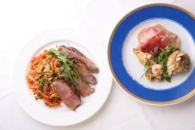 一律3000 円で、世界23か国の料理を楽しめる「Taste of World」