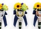 五輪の副賞「ビクトリーブーケ」 花には深い意味が込められていた