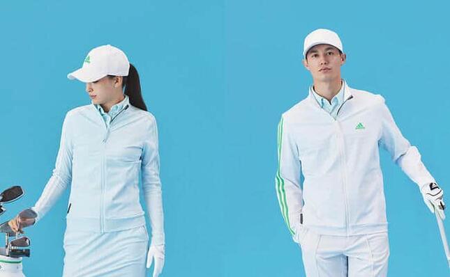 アディダスゴルフが、2021年秋冬コレクションを発表