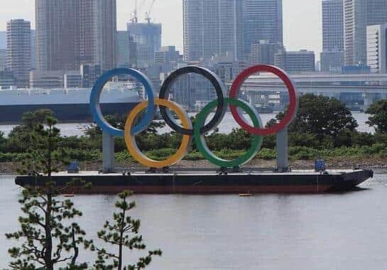 東京オリンピック盛り上がりの陰で