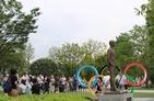 東京五輪「宴の跡」の街並みは ミライトワにアサガオ「いまどうしてる」