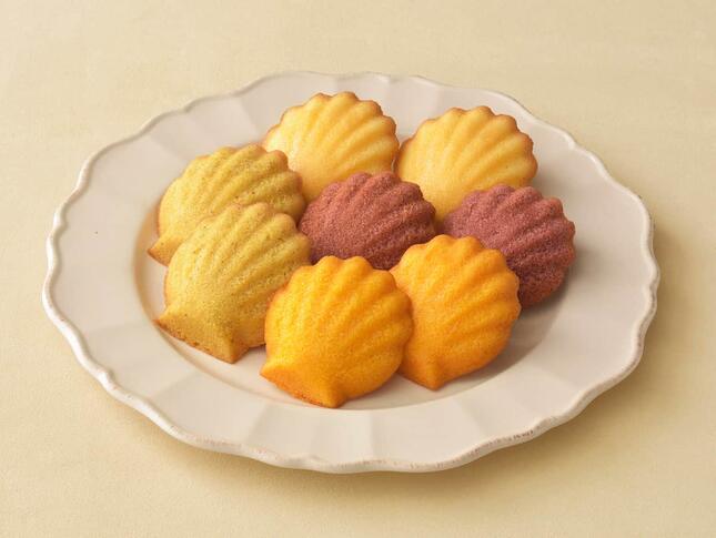 秋の風味を感じられる焼き菓子になっている