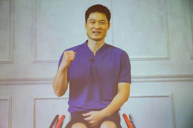 東京パラリンピック車いすテニス日本代表・国枝慎吾選手