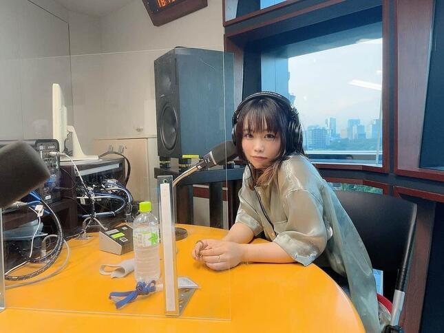 シンガーソングライターの小林未奈さん