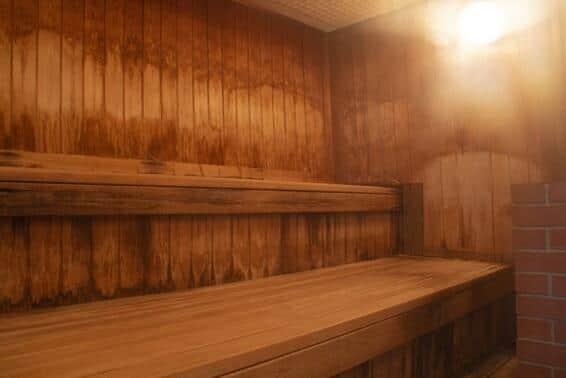 蒸し風呂は6世紀、仏教の伝来とともに日本に伝わってきたようだ