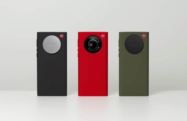 機能美を極めた「Leitz Phone 1」をさらにドレスアップ