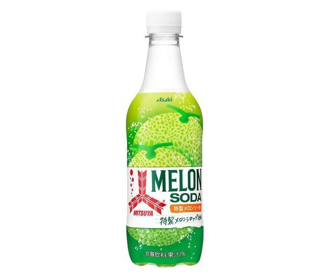 メロンの芳醇な味わい