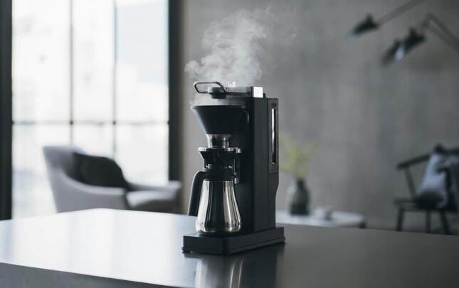 美しいたたずまい、味わい深い本格コーヒーを手軽に
