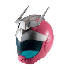 アムロとの決戦でも着用したあのヘルメットが1/1スケールで