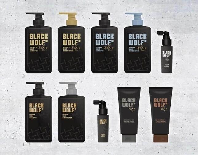 ブラックアクティブ処方でヘアケアをサポート