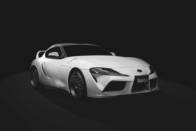 特別仕様車「Safari限定モデル GRスープラ」