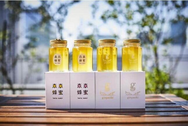 銀座ミツバチプロジェクトの商品