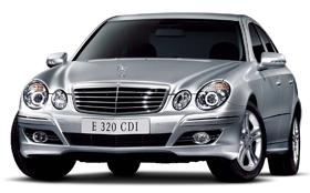 メルセデス「E 320 CDI アバンギャルド」