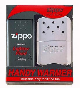 ZIPPO社のハンディウォーマー。エコに関心のある男性から支持を集める