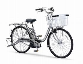 ヤマハ発動機  業務用電動ハイブリッド自転車「PAS GEAR(パスギア)」