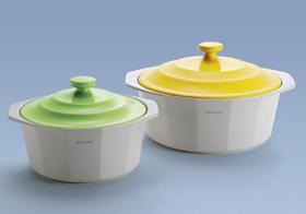 京セラが発売する「セラミック調理なべ」