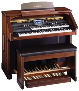 ローランド 電子オルガン「ミュージック・アトリエ」3機種