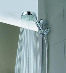 高級感漂うシャワー「Rustic」はドイツ製だ