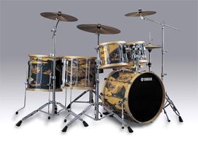 ヤマハ、ドラム発売40周年記念モデル「和紙モデル」