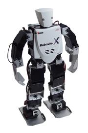 ヴィストン 「Robovie-X」