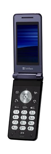 ソフトバンクモバイルが発売した「The PREMIUM SoftBank 821SH」
