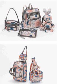 レスポートサックが展開するステラ・マッカートニーとコラボレーションしたバッグコレクション