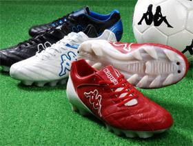 ムーンスターが発売する「Kappa」ブランドのサッカーシューズ(写真はスパイク)