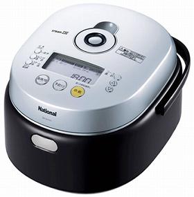 松下電器産業が発売するスチームIHジャー炊飯器