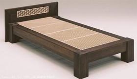 総桐箪笥和光「総桐ベッド」