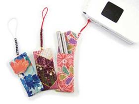 "PANS的""手机链型我的筷子"""