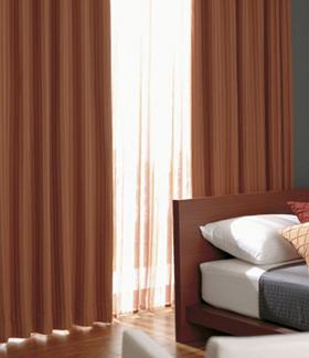 セキスイインテリアが発売するアレルバスターカーテンコレクション