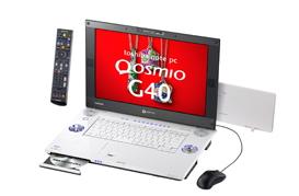 東芝が発売したノートPC「Qosmio(コスミオ)」