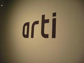 artiの内覧会が東京・広尾のショールームで開催された