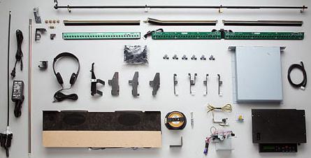 河合楽器製作所 ピアノ消音ユニット(写真はATX-1f)