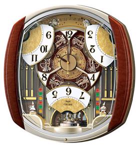 セイコークロック、からくり時計