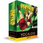 初代VOCALOIDの「MEIKO」。キャラクターとしての個性はミクよりも薄い
