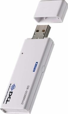 プラネックスコミュニケーションズ   USB無線LANアダプター「GW-US300Mini2」