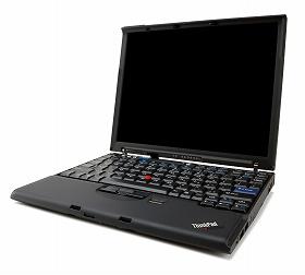 レノボ・ジャパンが発売する「ThinkPad X61s 15th Anniversary Edition」