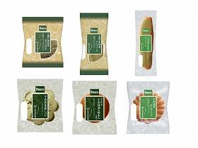 敷島製パン「辻利兵衛本店」の抹茶を使用した6品