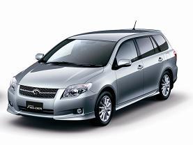 トヨタ自動車「カローラフィールダー1.8ℓ 2WD(CVT)