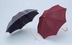 ムーンバット「高性能遮光日傘」