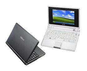 大人気のEee PC。ノートPCの新分野を切り開いたが、それだけに呼び名に困る