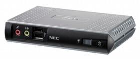 NECが発売するシンクライアント端末「US110E」