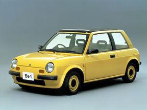 1987年に発売された「日産Be-1」